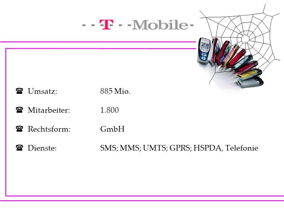 Umsatz: 885 Mio. Mitarbeiter: 1.800. Rechtsform: GmbH.