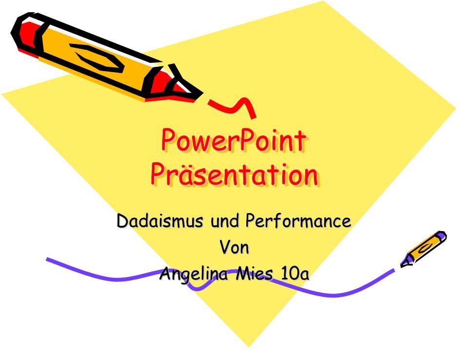 PowerPoint Präsentation