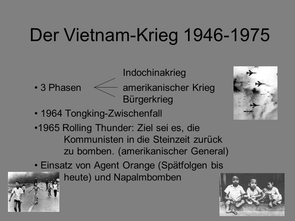 Der Vietnam-Krieg 1946-1975 Indochinakrieg