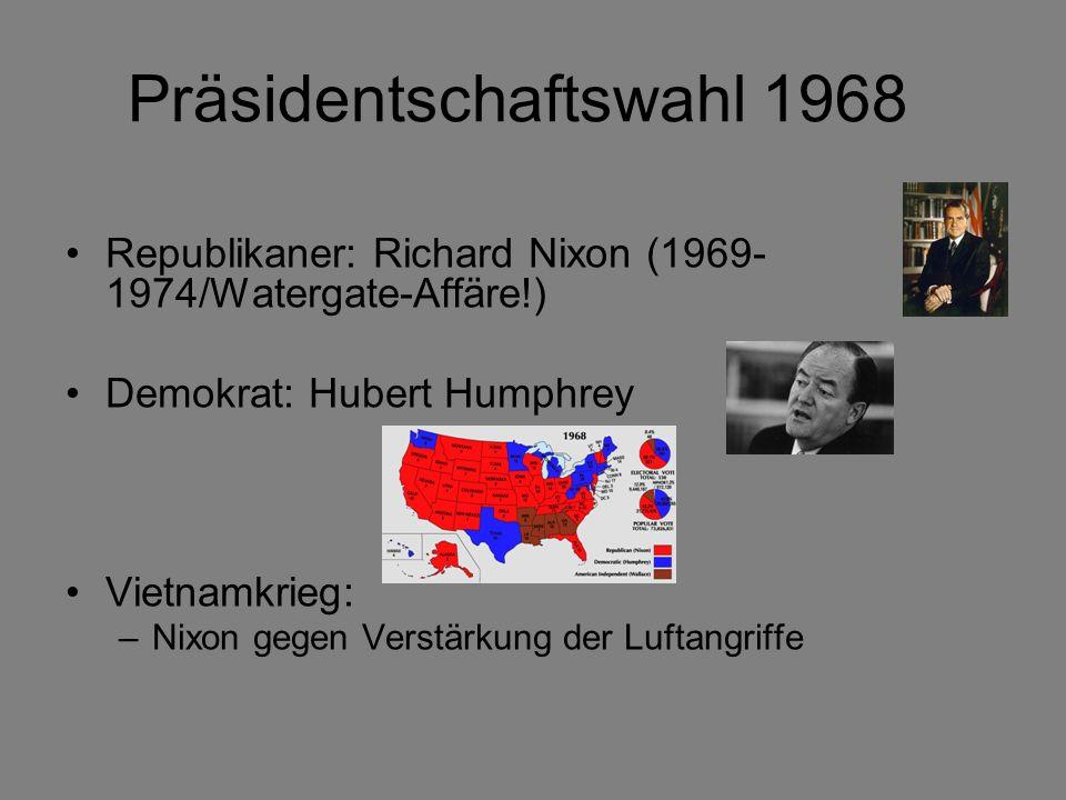 Präsidentschaftswahl 1968
