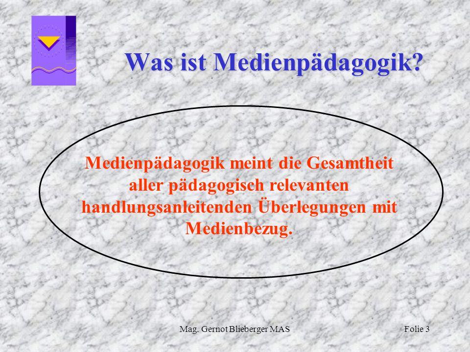 Was ist Medienpädagogik