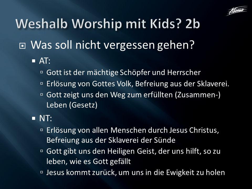 Weshalb Worship mit Kids 2b