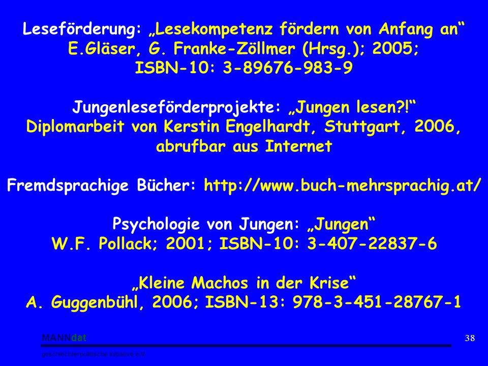 """Leseförderung: """"Lesekompetenz fördern von Anfang an"""