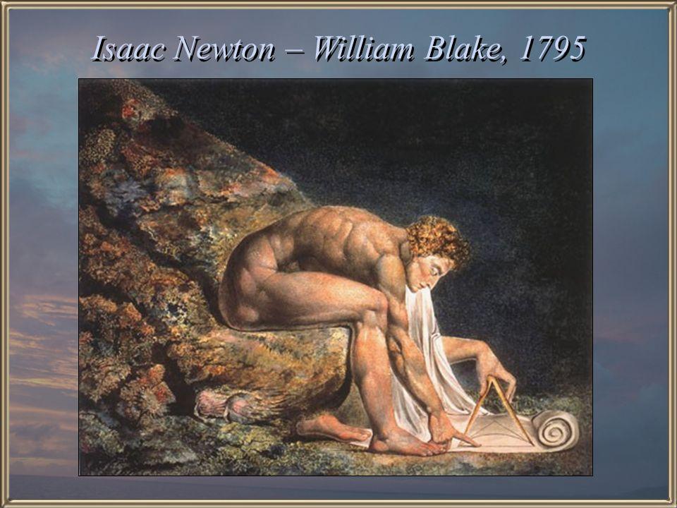 Isaac Newton – William Blake, 1795