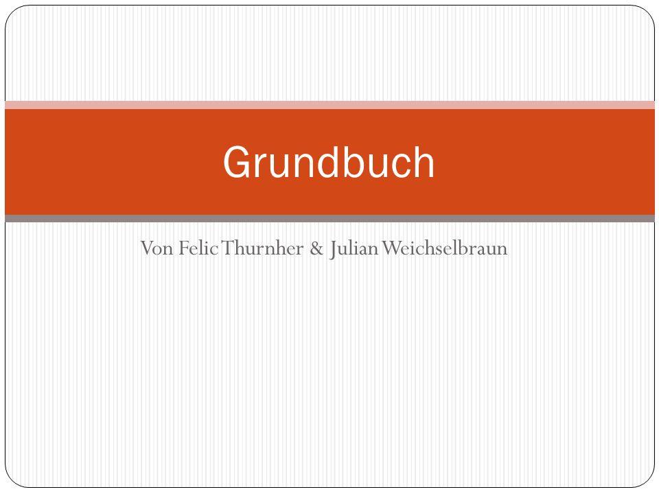Von Felic Thurnher & Julian Weichselbraun