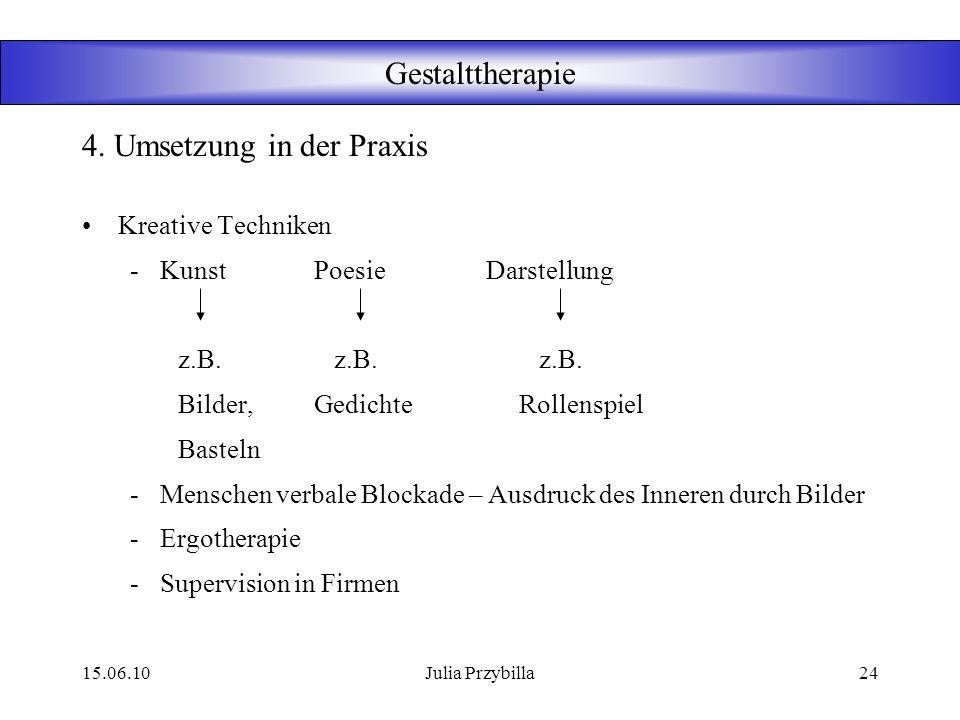 4. Umsetzung in der Praxis
