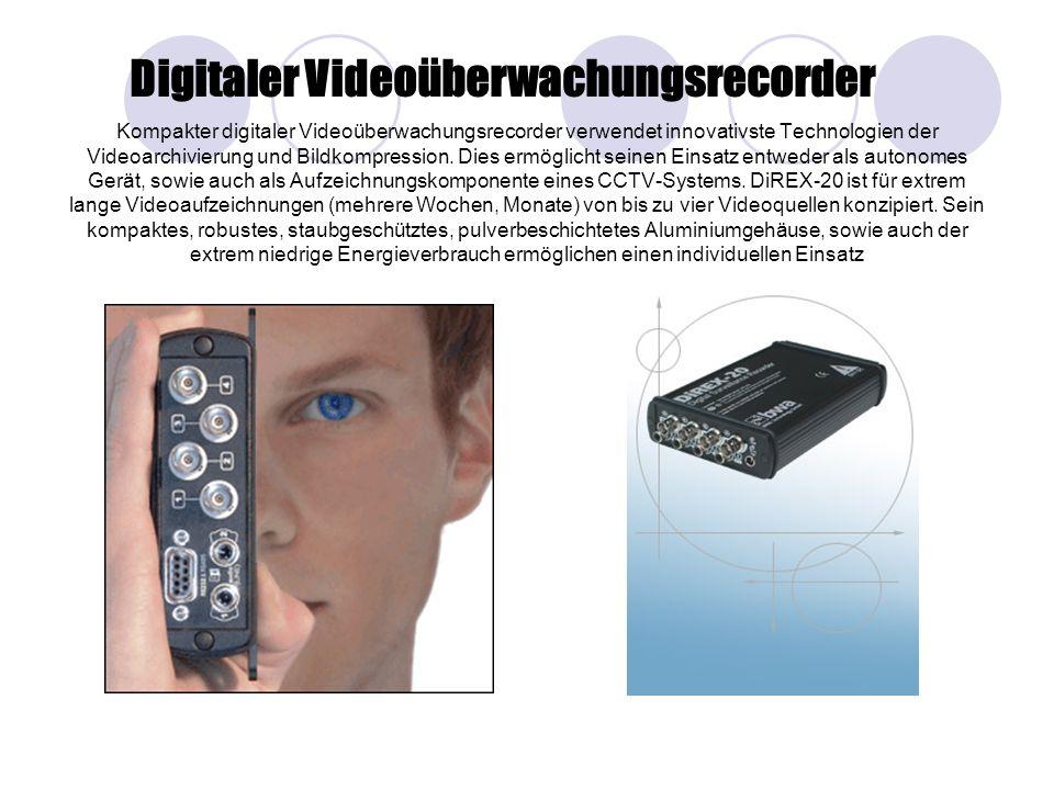 Digitaler Videoüberwachungsrecorder