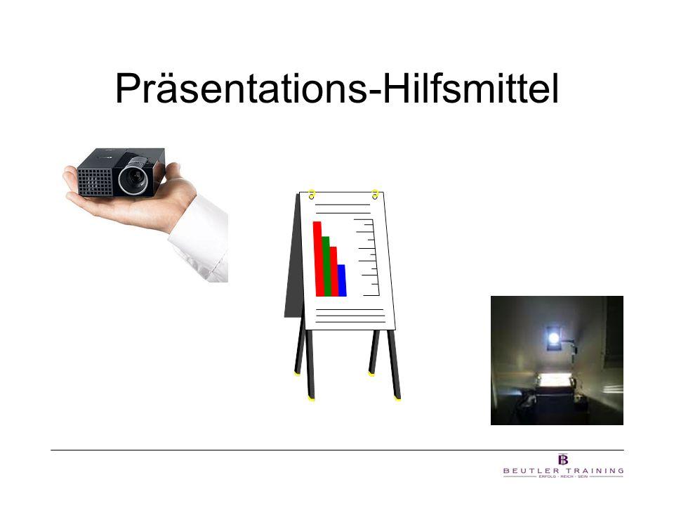 Präsentations-Hilfsmittel