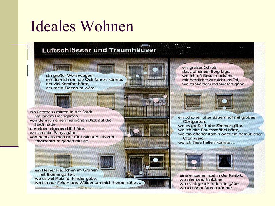Ideales Wohnen