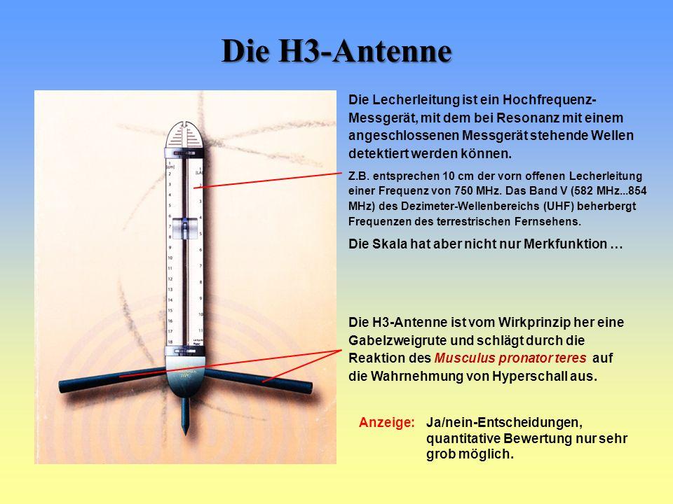 Die H3-Antenne