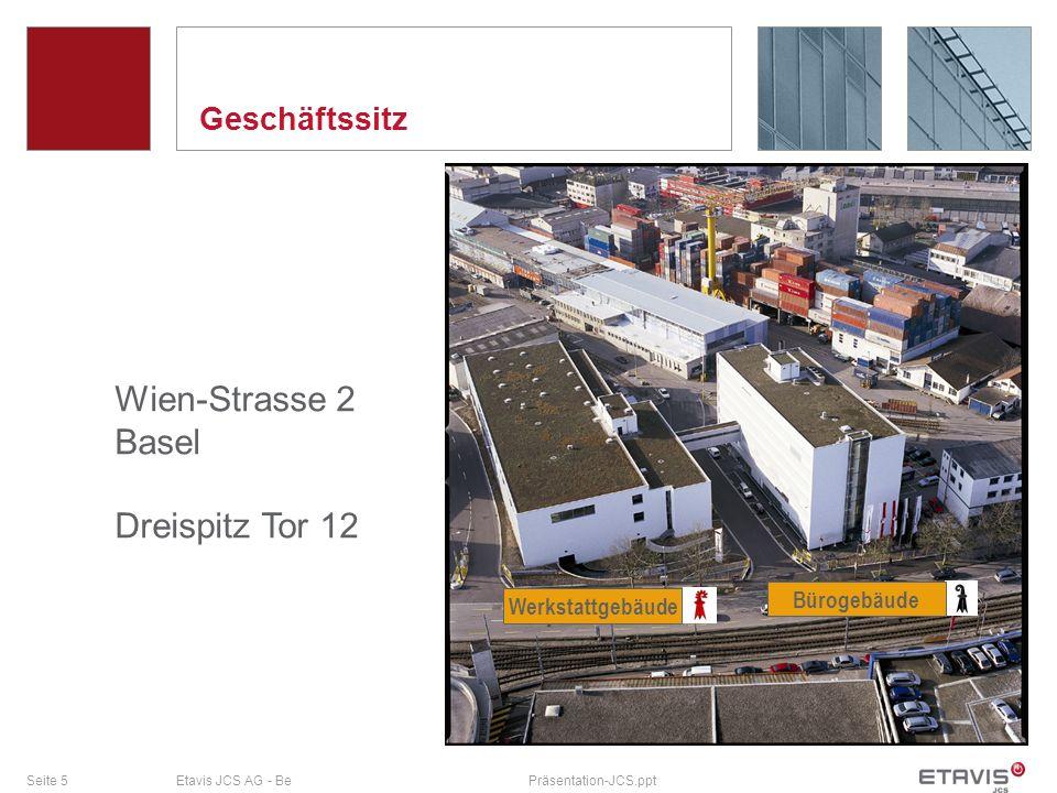 Wien-Strasse 2 Basel Dreispitz Tor 12 Geschäftssitz Bürogebäude