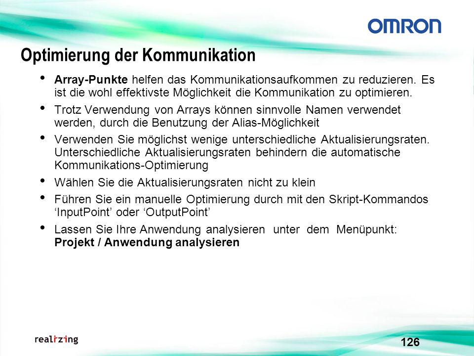Optimierung der Kommunikation