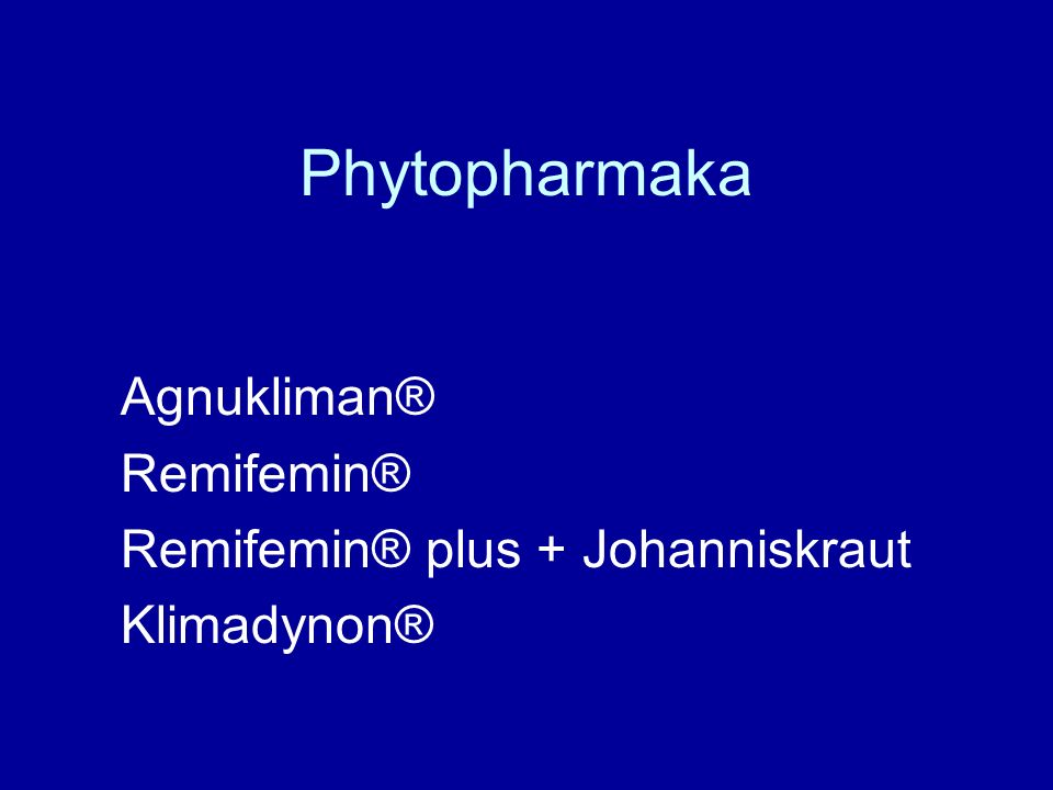 Phytopharmaka Remifemin® Remifemin® plus + Johanniskraut Klimadynon®