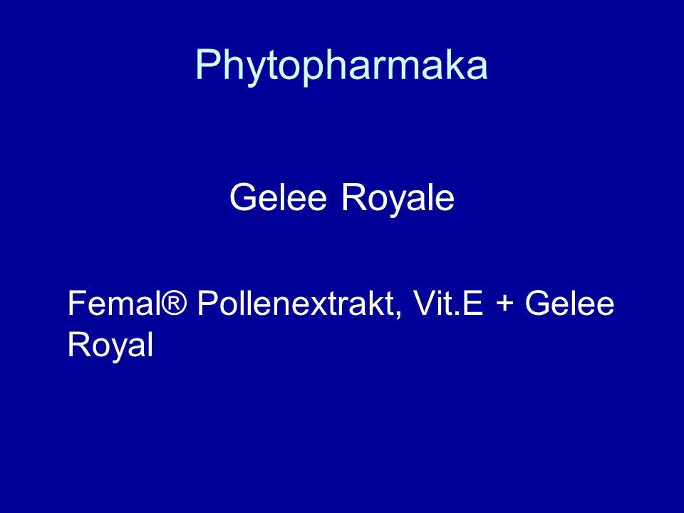 Phytopharmaka Gelee Royale Femal® Pollenextrakt, Vit.E + Gelee Royal