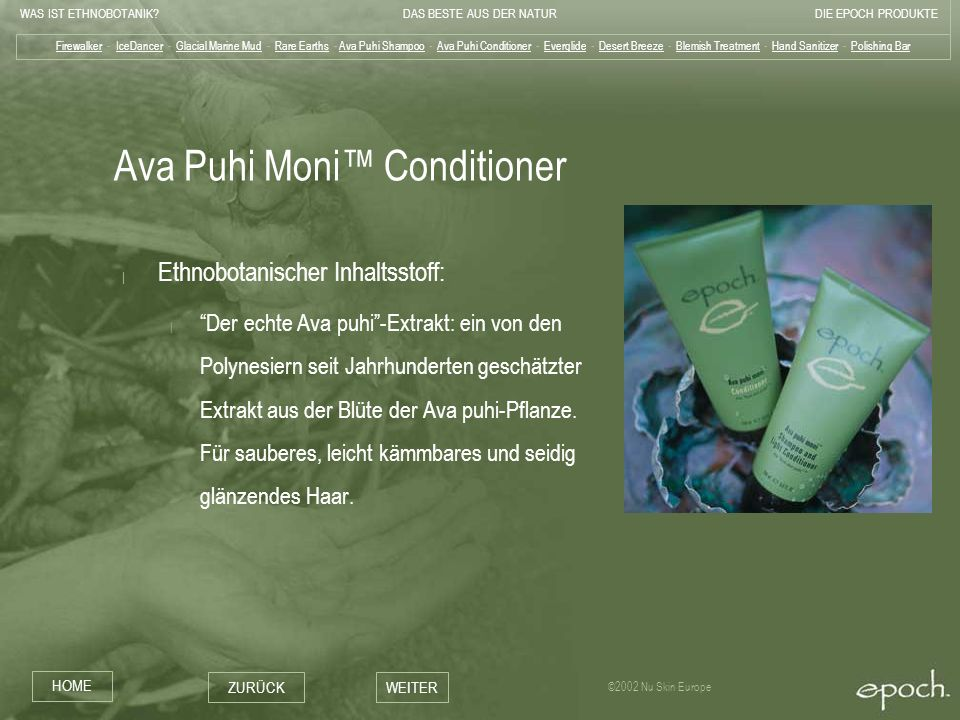Ava Puhi Moni™ Conditioner