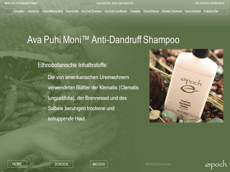 Ava Puhi Moni™ Anti-Dandruff Shampoo