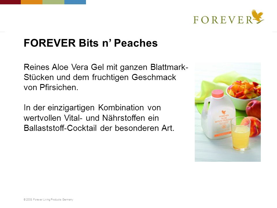 FOREVER Bits n' Peaches
