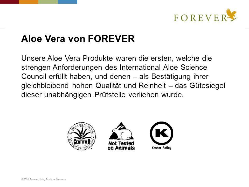 Aloe Vera von FOREVER