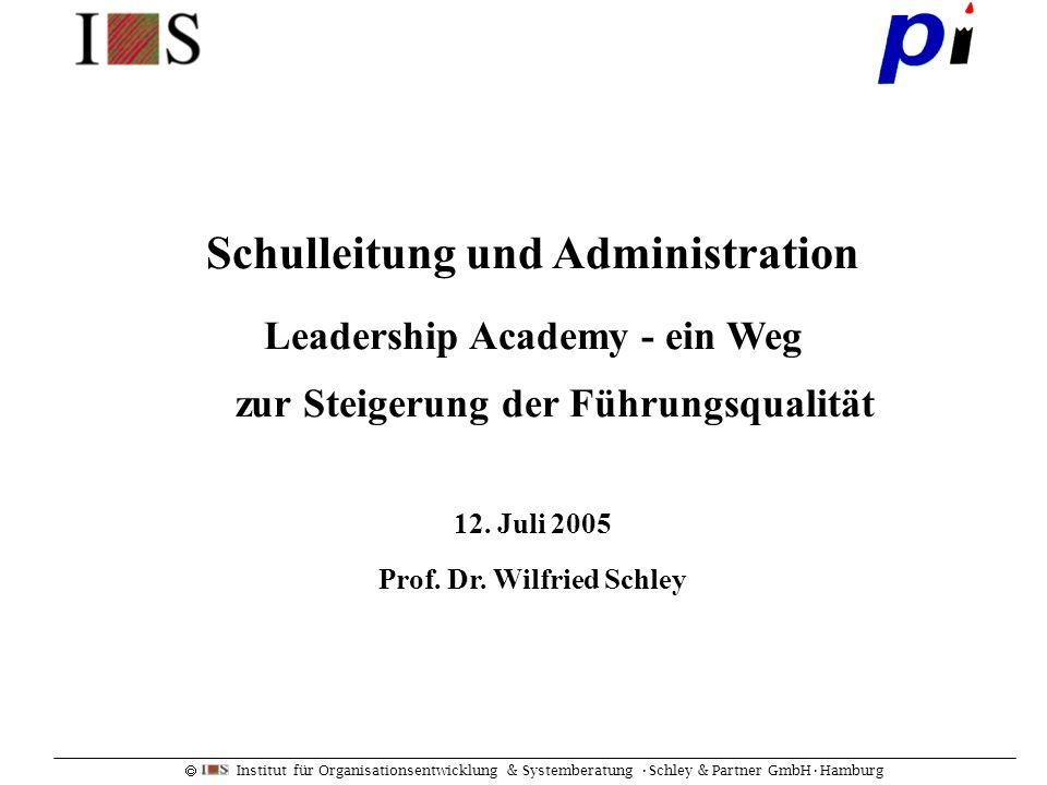 Schulleitung und Administration