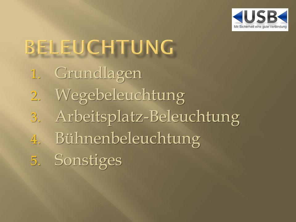 Seminar Beleuchtung. - ppt herunterladen