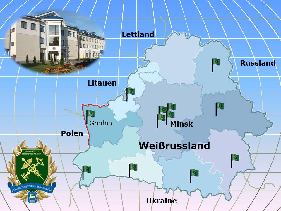 Lettland Russland Litauen Grodno Minsk Polen Weißrussland Ukraine