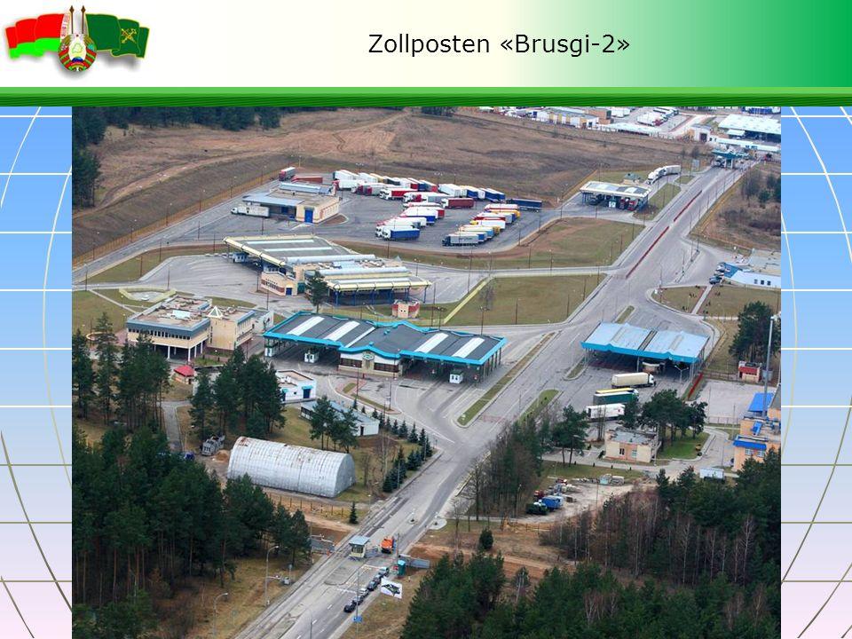 Zollposten «Brusgi-2»