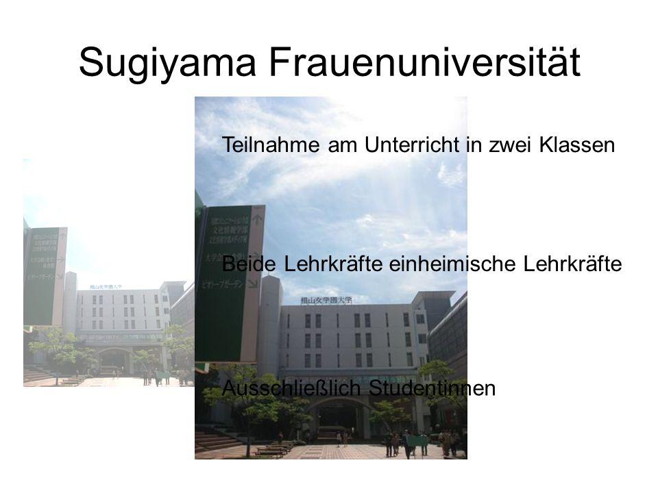 Sugiyama Frauenuniversität