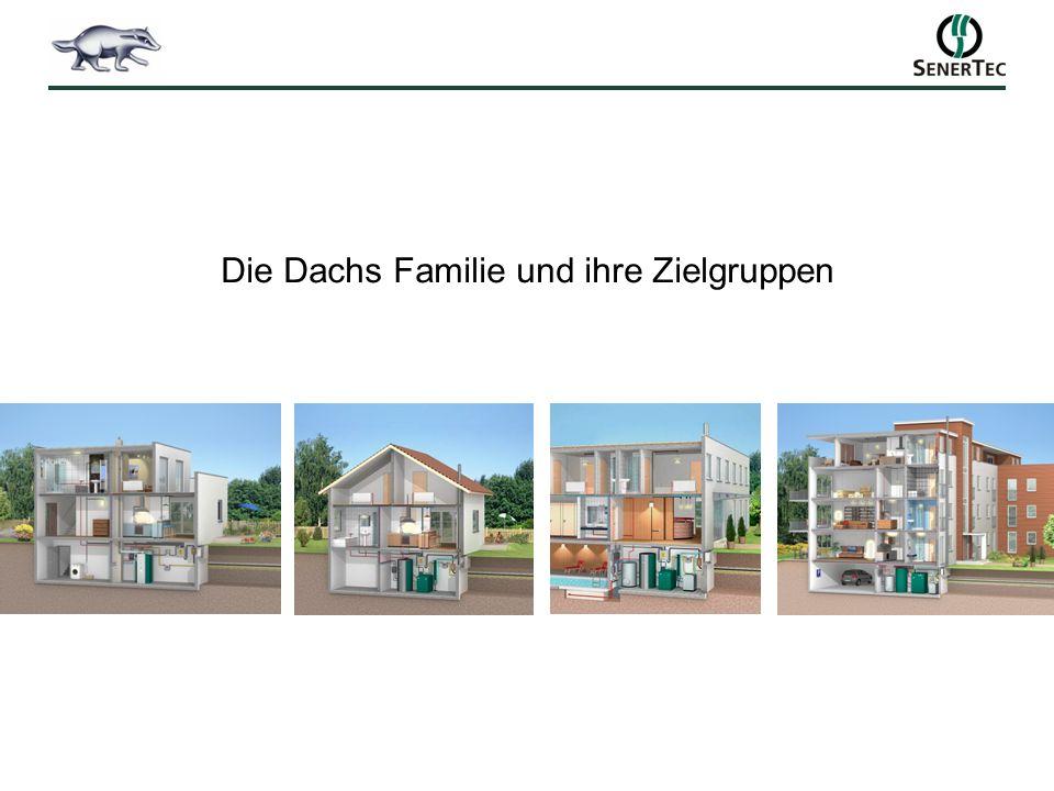 Die Dachs Familie und ihre Zielgruppen