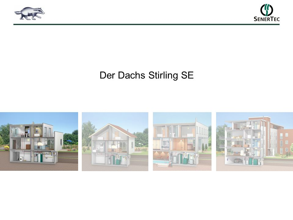 Der Dachs Stirling SE