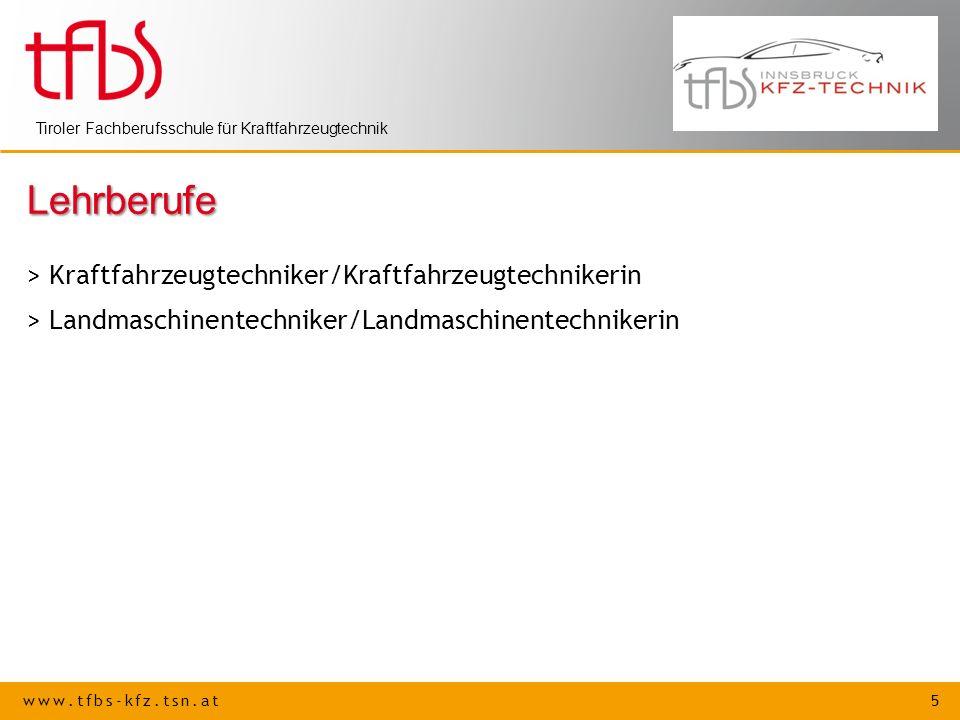 Lehrberufe > Kraftfahrzeugtechniker/Kraftfahrzeugtechnikerin