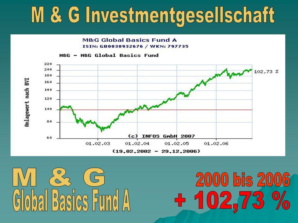 M & G Investmentgesellschaft