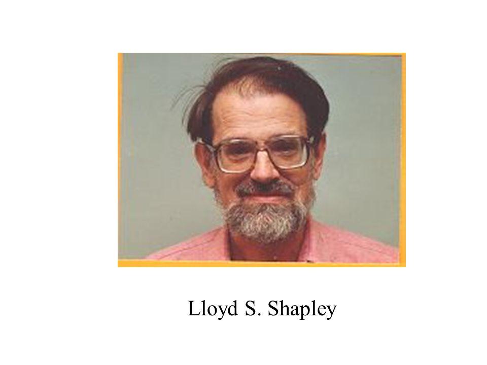 Lloyd S. Shapley