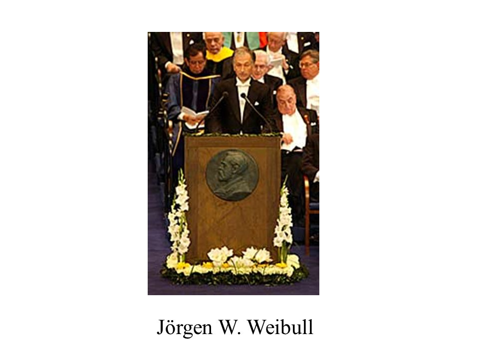 Jörgen W. Weibull