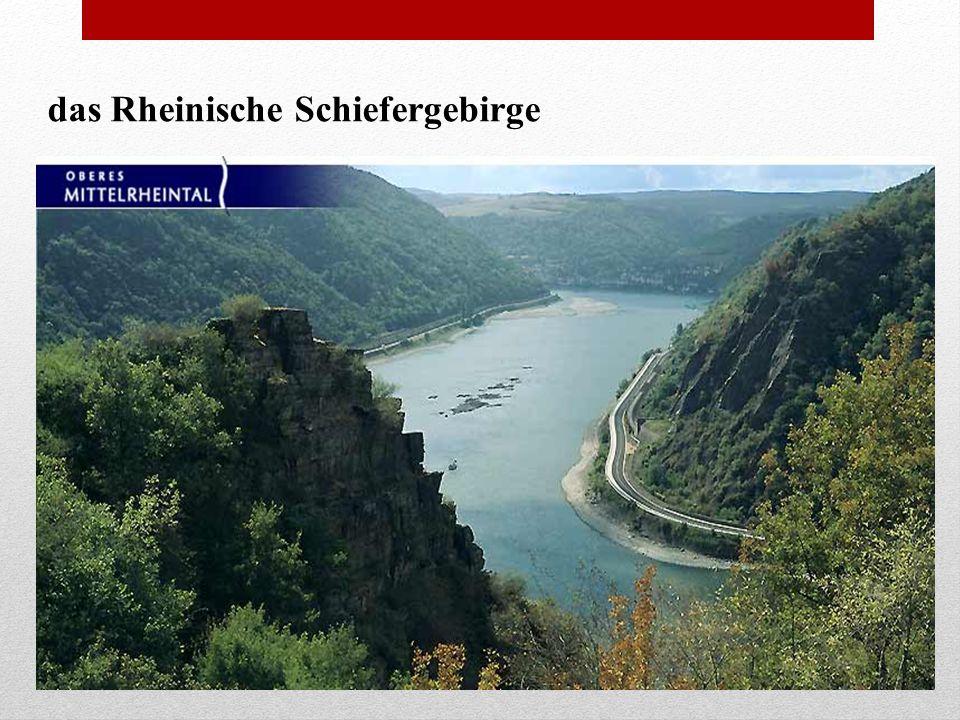 das Rheinische Schiefergebirge