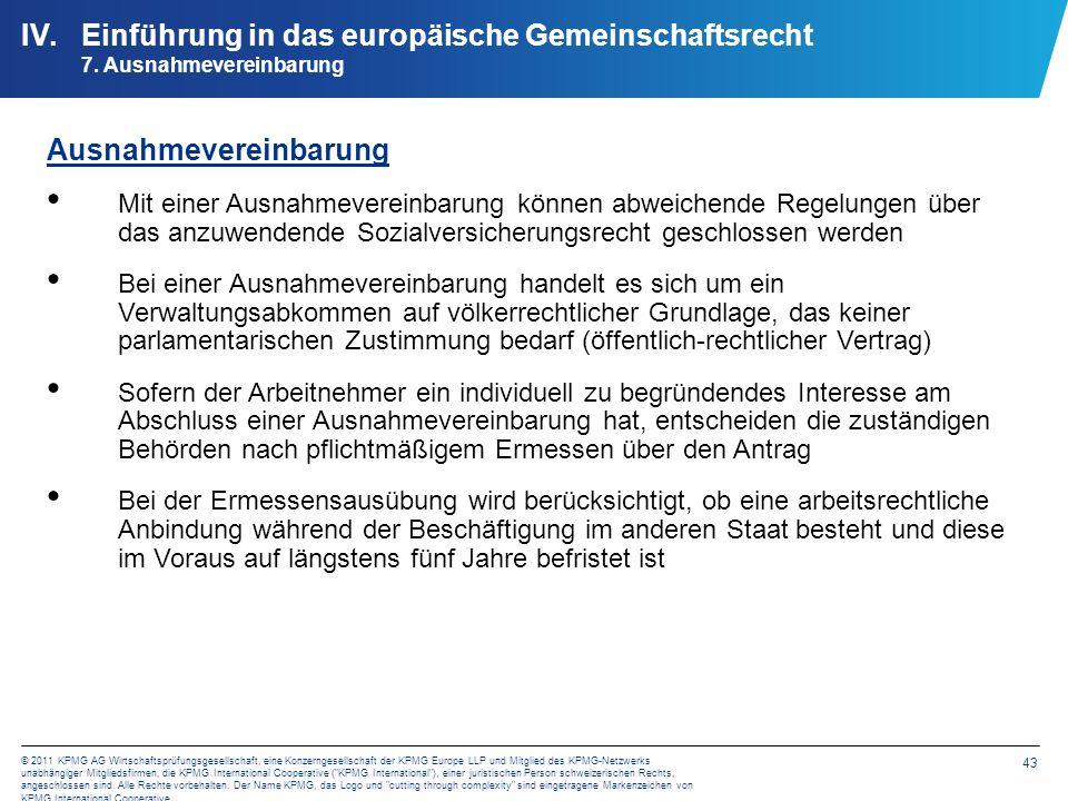Einführung in das europäische Gemeinschaftsrecht 7