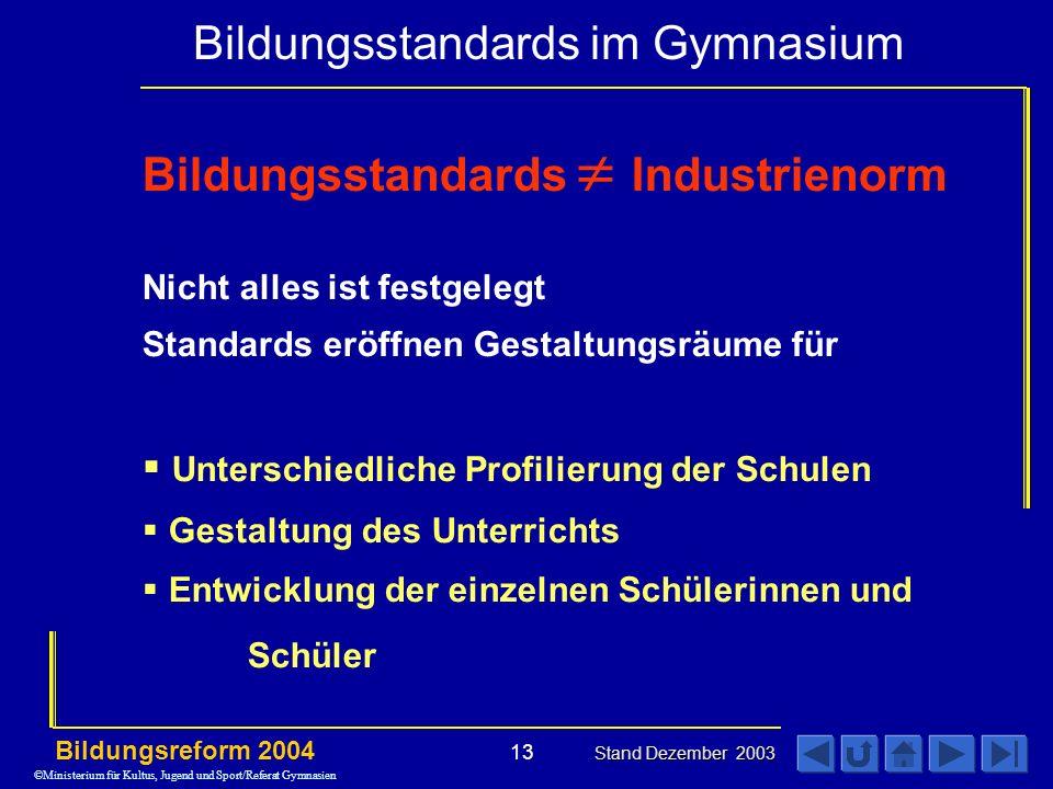 ©Ministerium für Kultus, Jugend und Sport/Referat Gymnasien