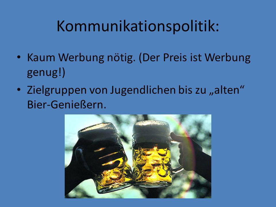 Kommunikationspolitik: