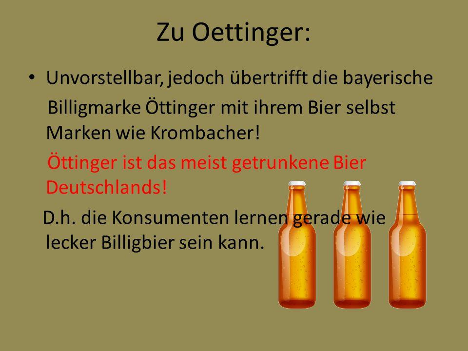 Zu Oettinger: Unvorstellbar, jedoch übertrifft die bayerische