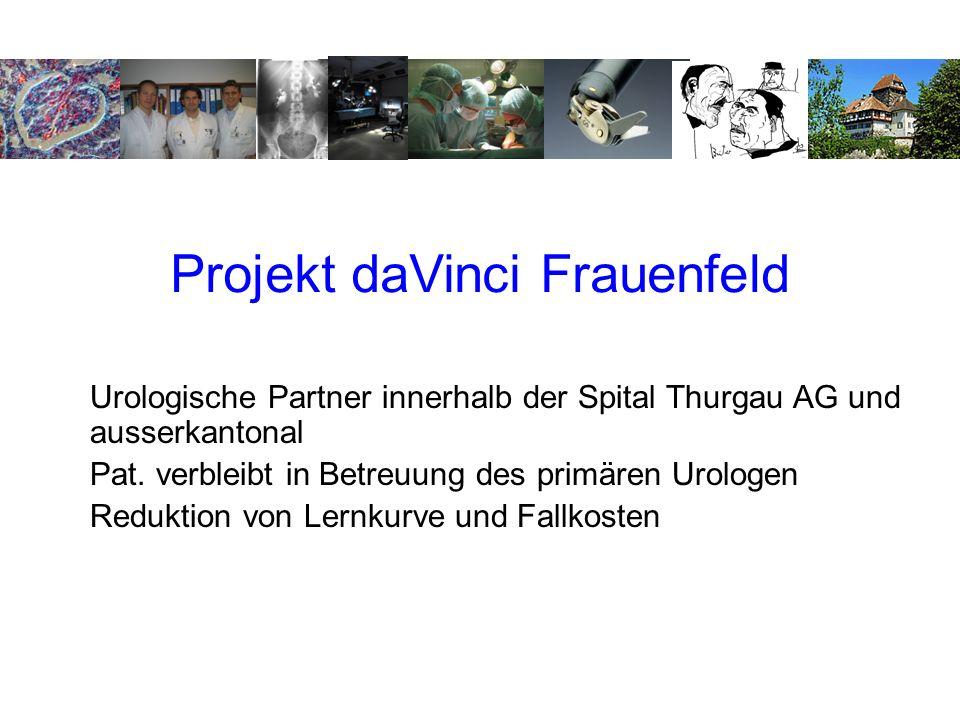 Projekt daVinci Frauenfeld