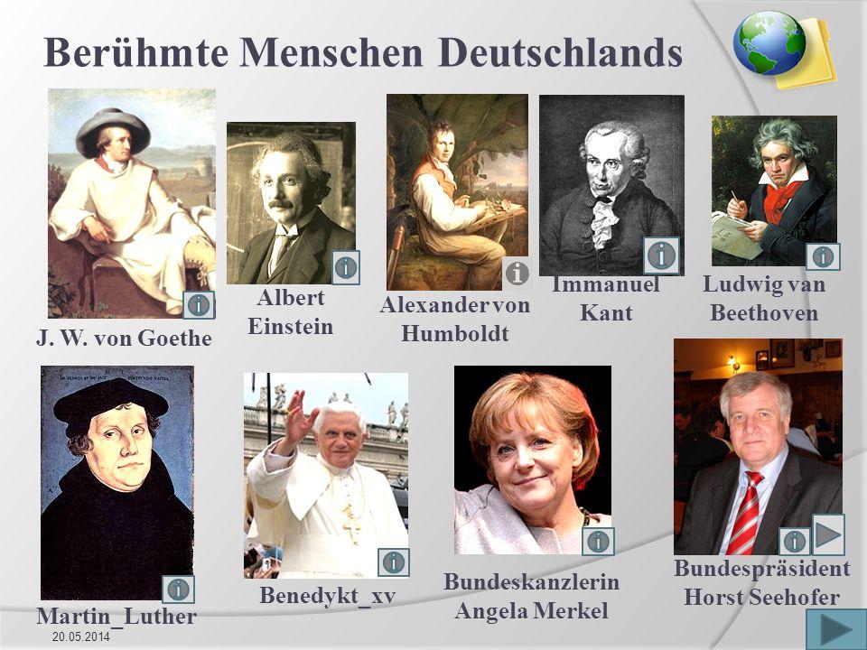 Alexander von Humboldt Bundeskanzlerin Angela Merkel