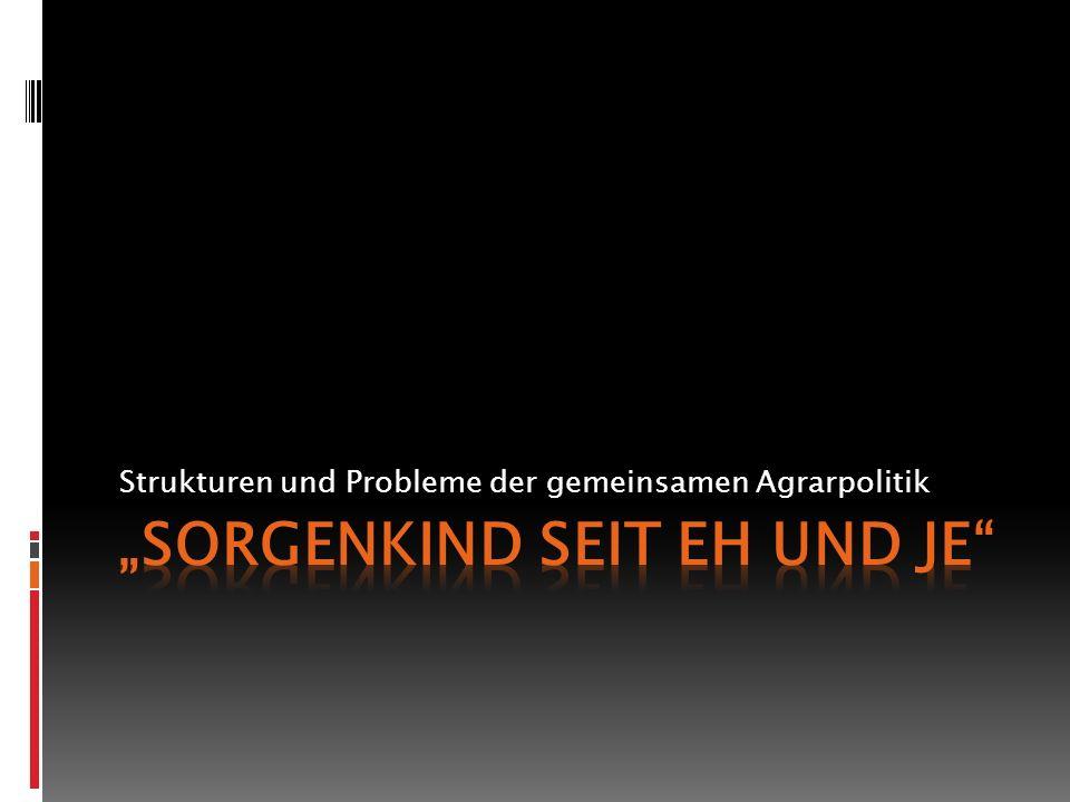 """""""Sorgenkind seit eh und je"""