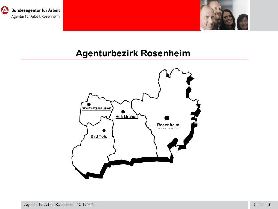 Agenturbezirk Rosenheim