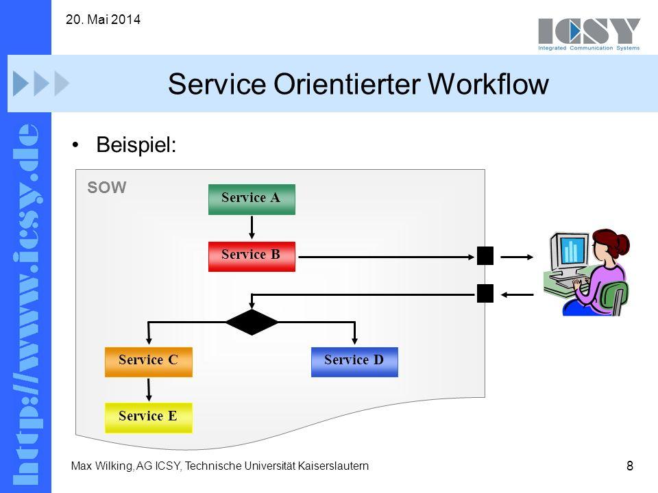 Service Orientierter Workflow
