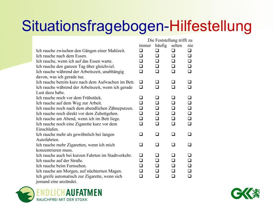 Situationsfragebogen-Hilfestellung