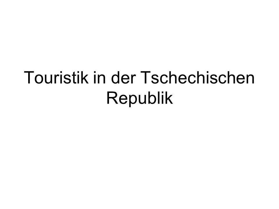 Touristik in der Tschechischen Republik