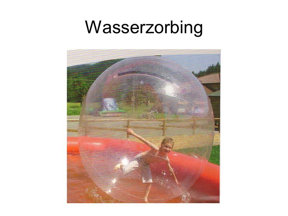 Wasserzorbing