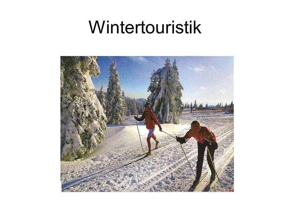 Wintertouristik