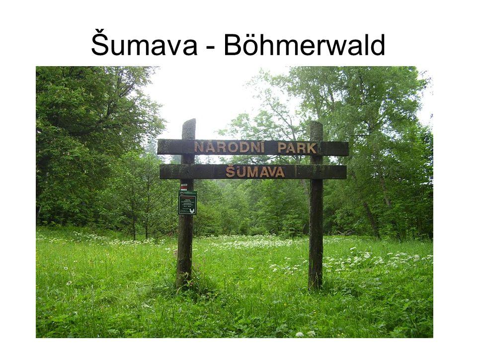 Šumava - Böhmerwald