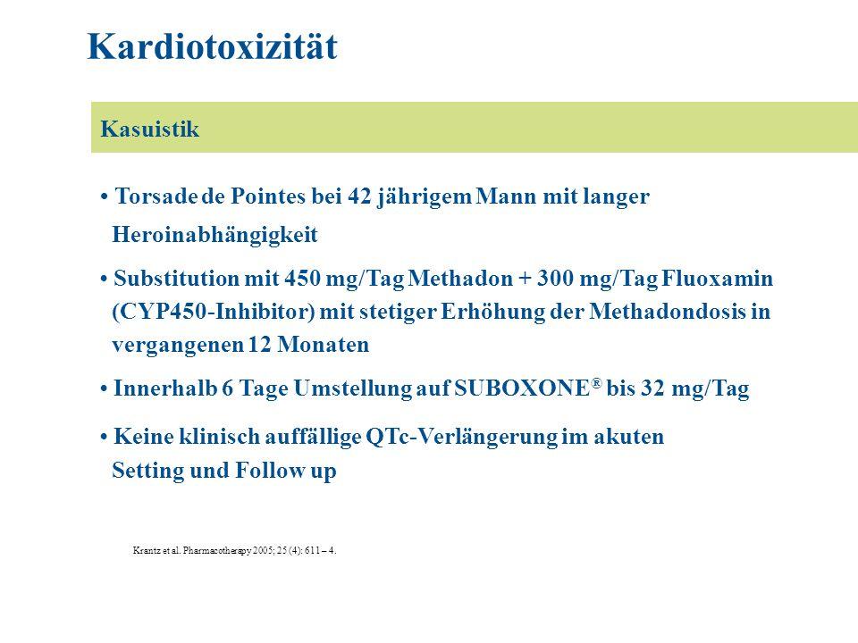 Kardiotoxizität Kasuistik