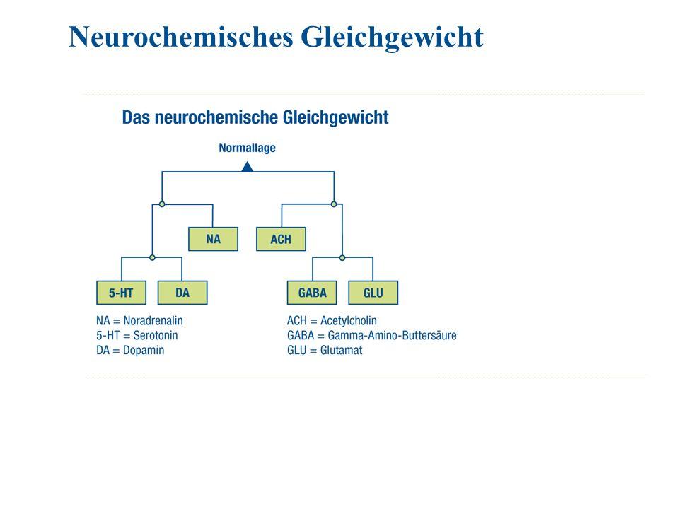 Neurochemisches Gleichgewicht